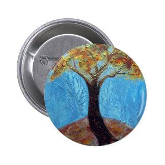 Fall Tree - acrylic Pins