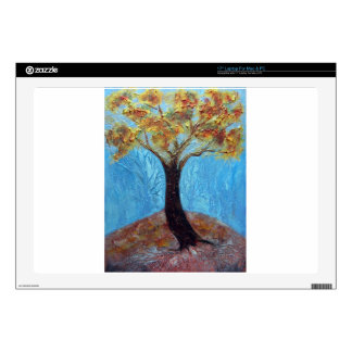 Fall Tree - acrylic Skin For Laptop