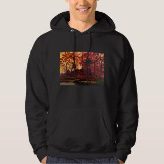Fall Tree Line Hoodie