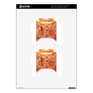 FALL TREES TRIPTYCH (MIDDLE PANEL) XBOX 360 CONTROLLER SKINS
