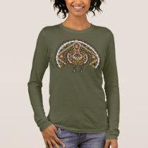 Fall Turkey Women's Dark Shirt