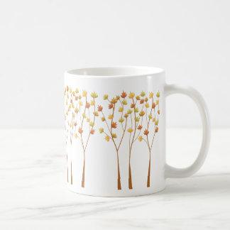 Fall Twig Tree Mug