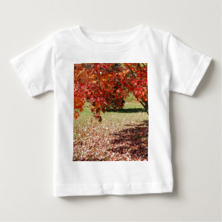 Fall Under The Maple Tree Baby T-Shirt