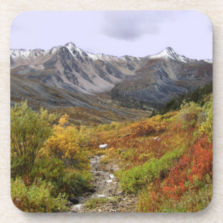 Fall Valley Beverage Coaster