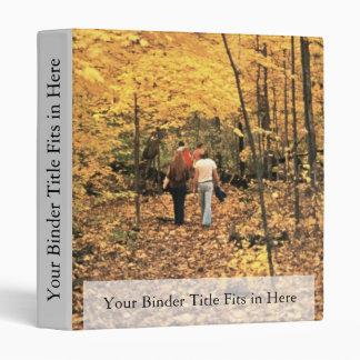 Fall Walk Binder