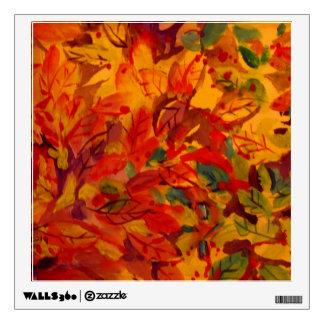 Fall Wall Sticker