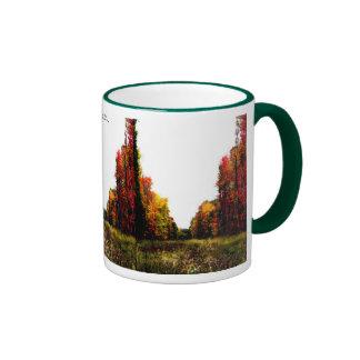 Fall Walls Mug