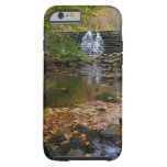 Fall Waterfall and Creek Pennsylvania Nature Photo Tough iPhone 6 Case
