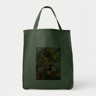 Fall Wedding Bouquet Canvas Bags
