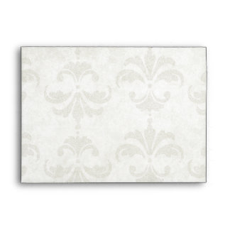 Fall Wedding Invitation Envelope
