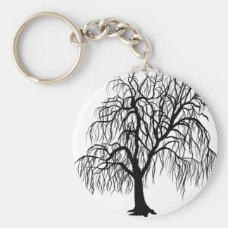 Fall Willow Key Chain
