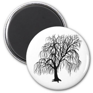 Fall Willow Magnet