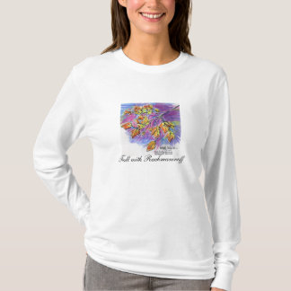 Fall with Rachmaninoff Long Sleeve Tee Shirt