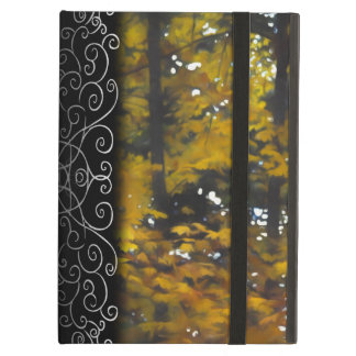Fall Yellow Trees Case For iPad Air