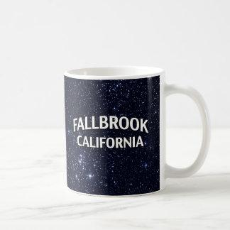 Fallbrook California Coffee Mug