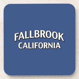 Fallbrook California Drink Coaster