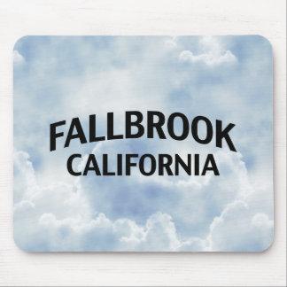 Fallbrook California Mouse Pad