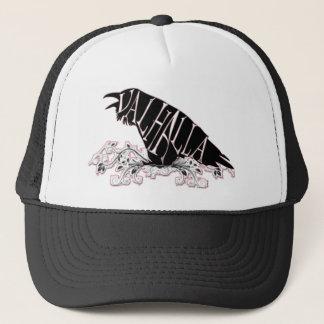 Fallegur Raven Valhalla Trucker Hat