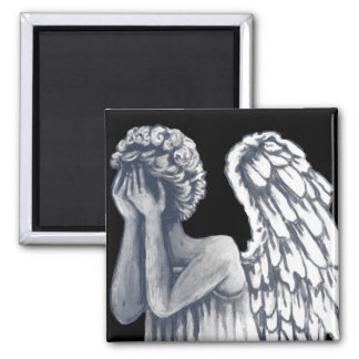Fallen, Angel Art Products Magnet