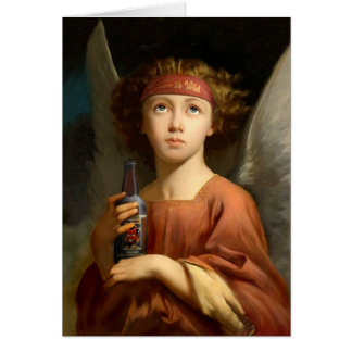 Fallen Angel - Born 2b Wild Card