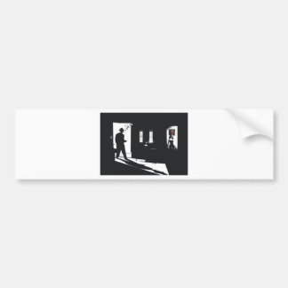 Fallen Angel Bumper Sticker