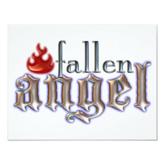 Fallen Angel Card