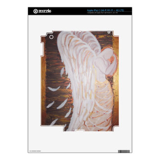 Fallen Angel Decal For iPad 3