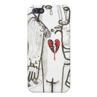 Fallen Angel iPhone SE/5/5s Case