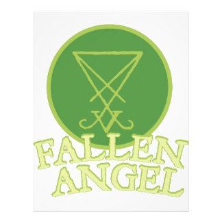 Fallen Angel Letterhead