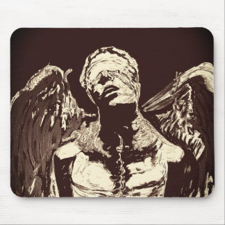 Fallen Angel Mouse Pad