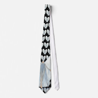Fallen Angel, Mystic Realms art Tie