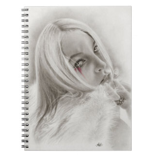 Fallen Angel Notebook