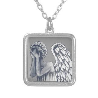 Fallen Angel, Pendant Necklace