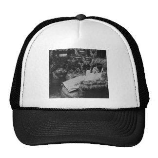 Fallen Asleep Just Like Papa Trucker Hat