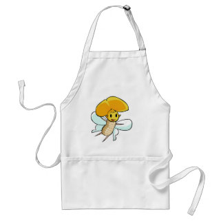 Fallen blossoms fairy English story a of spring Adult Apron