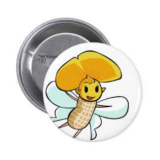 Fallen blossoms fairy English story a of spring Button