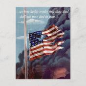Fallen But Not Forgotten Post Cards