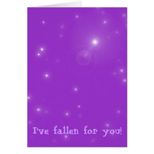 Fallen Card
