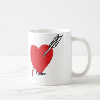 Fallen deeply in love!! coffee mug