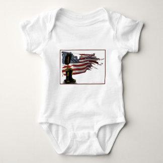 Fallen-Fire Edition Baby Bodysuit