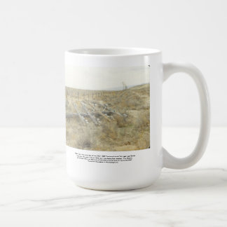 Fallen Giant: 1929 Transcontinental Lead Classic White Coffee Mug
