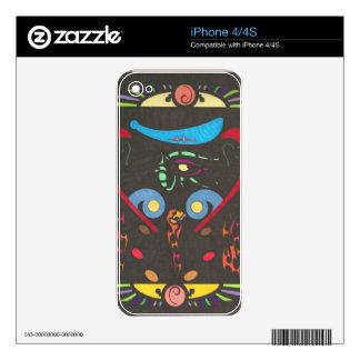 Fallen Grace Skin For iPhone 4S