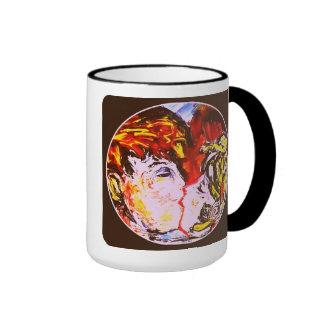 Fallen in love coffee mug