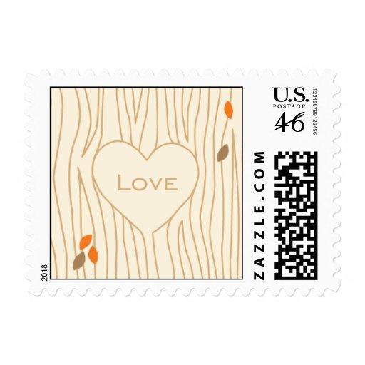 Fallen in Love Postage