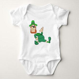 Fallen Irishman Baby Bodysuit