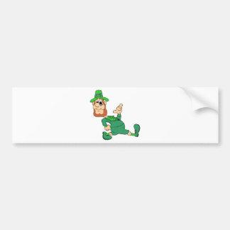 Fallen Irishman Bumper Sticker