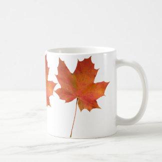 Fallen Leaf 01 Coffee Mug