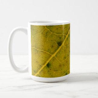 Fallen Leaf 15A Coffee Mug