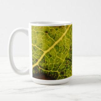 Fallen Leaf 16A Coffee Mug