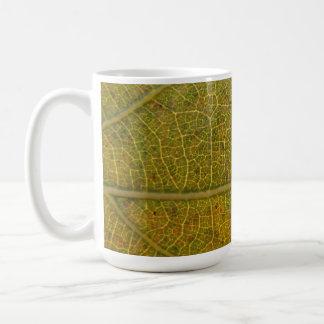 Fallen Leaf 17 Coffee Mug
